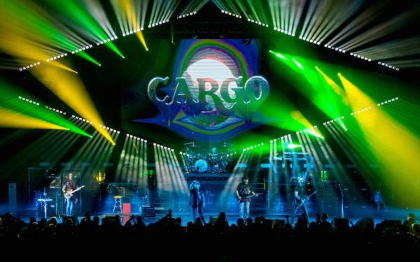 Concert aniversar Cargo - 33 de ani