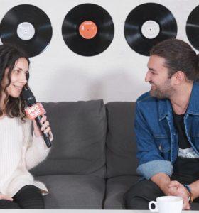 Smiley (captură din interviul video acordat InfoMusic)