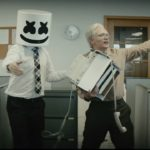 Videoclip Marshmello Logic Everyday