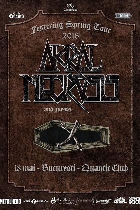 Akral Necrosis la Quantic Club