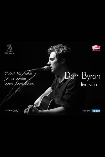 Dan Byron la Clubul Țăranului Român