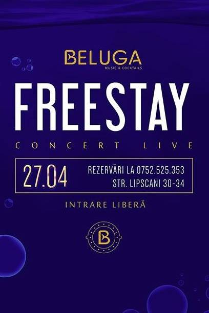 FreeStay la Beluga Music & Cocktails