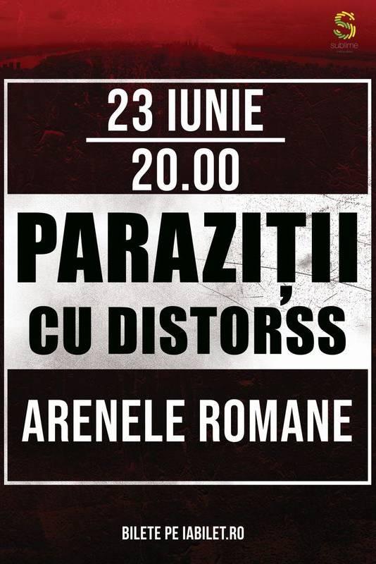 parazitii arenele romane