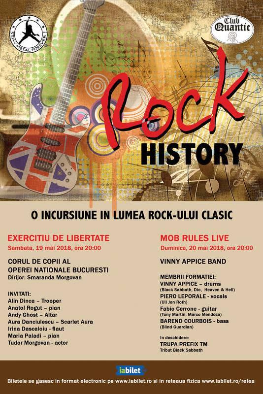 Rock History -