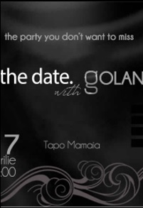 The date. with Golan la Tapo Mamaia