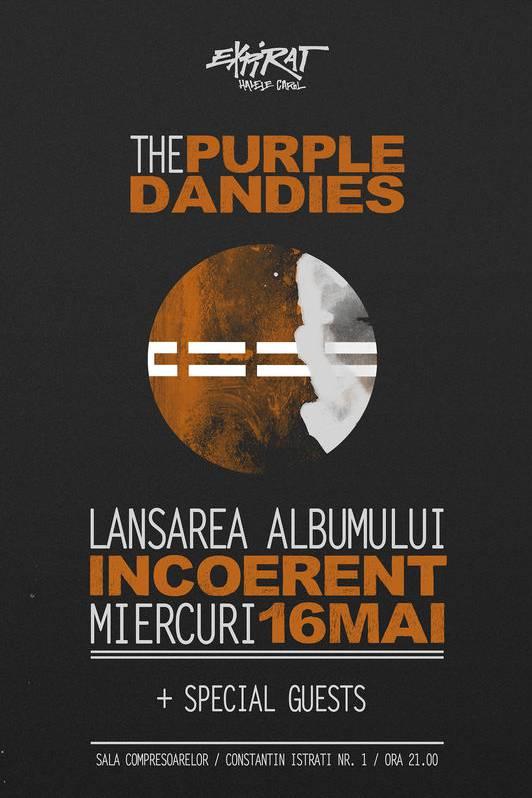 The Purple Dandies la Expirat Club