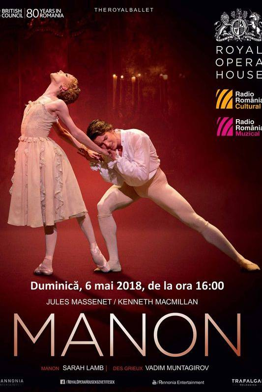 The Royal Ballet - Manon la Happy Cinema