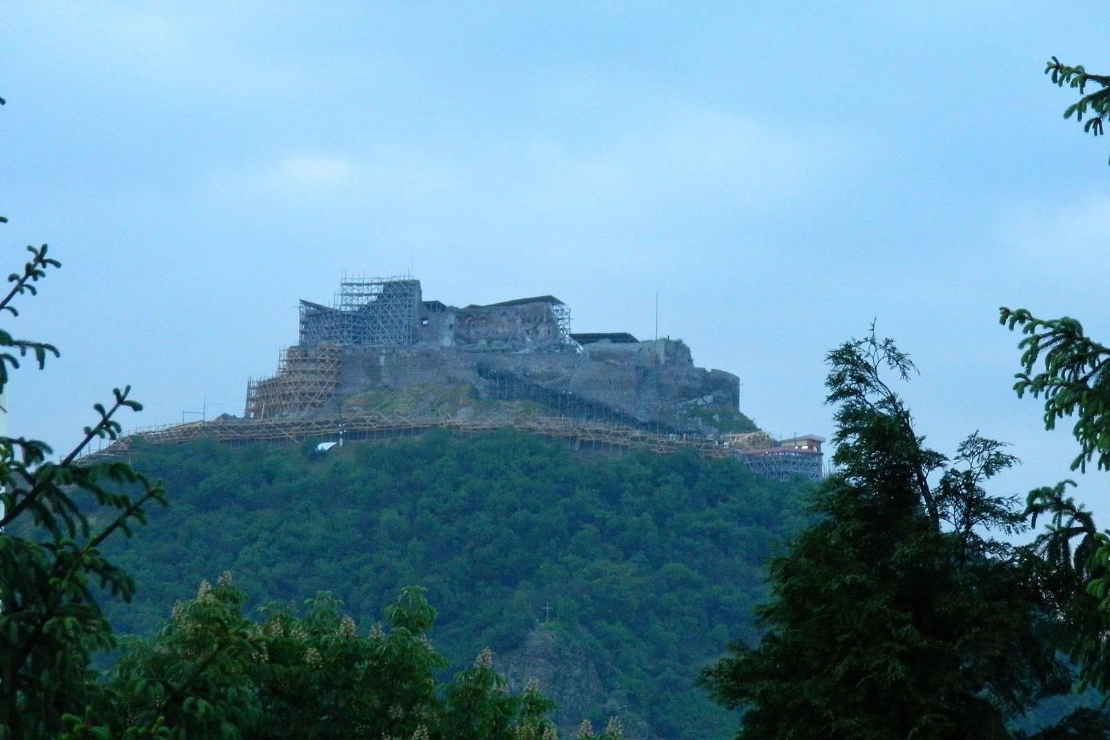 Cetatea Deva din Deva