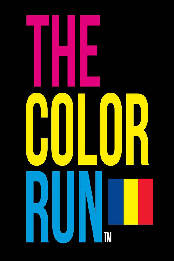 The Color Run la Biblioteca Națională a României