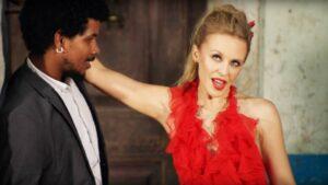 Kylie Minogue - Stop Me From Falling feat. Gente De Zona