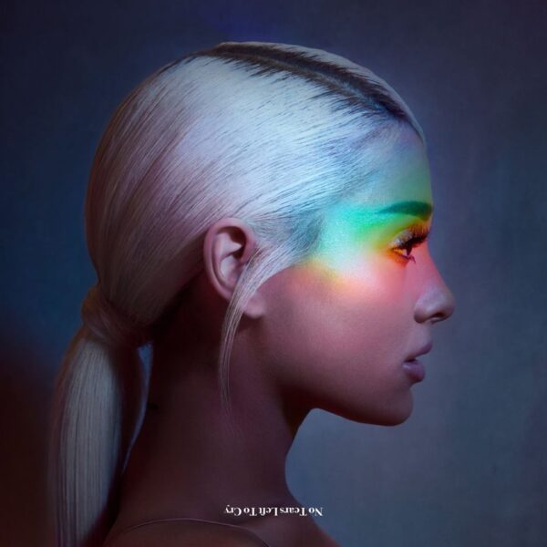 Ariana Grande No Tears Left to Cry coperta single