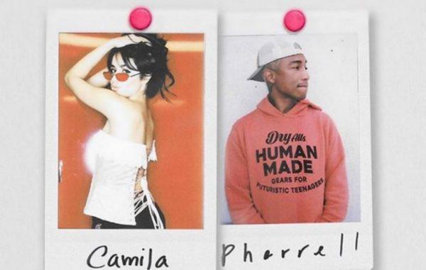 Colaborare Camila Cabello Pharrell Williams Sangria Wine teaser