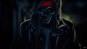 Lyric Video Guns N Roses Shadow Of your Love