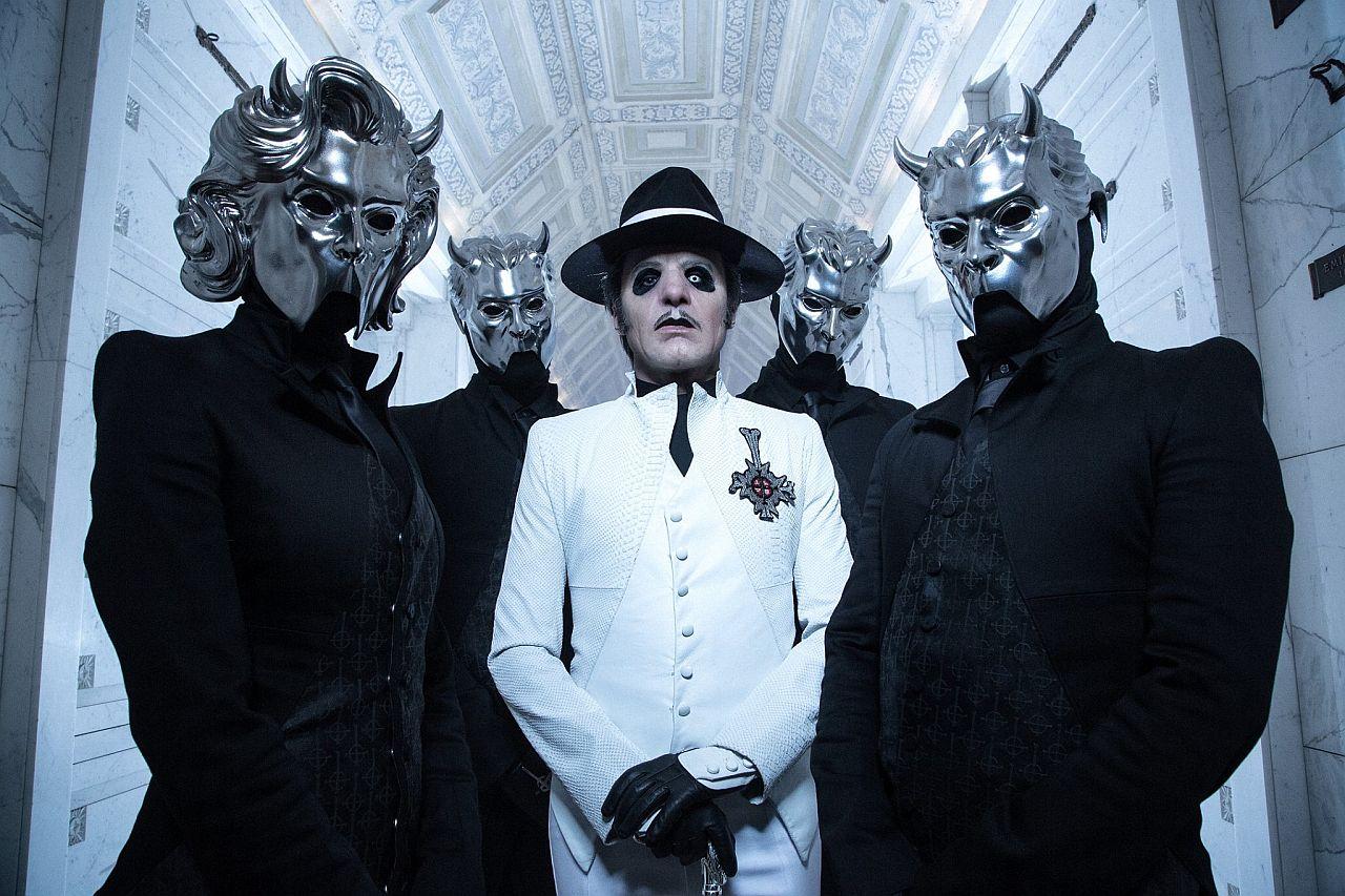 Videoclip Ghost Dance Macabre