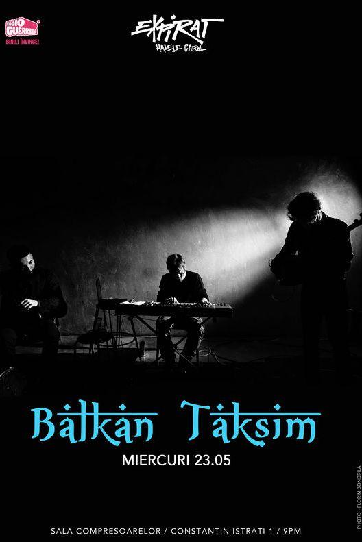 Balkan Taksim la Expirat Club