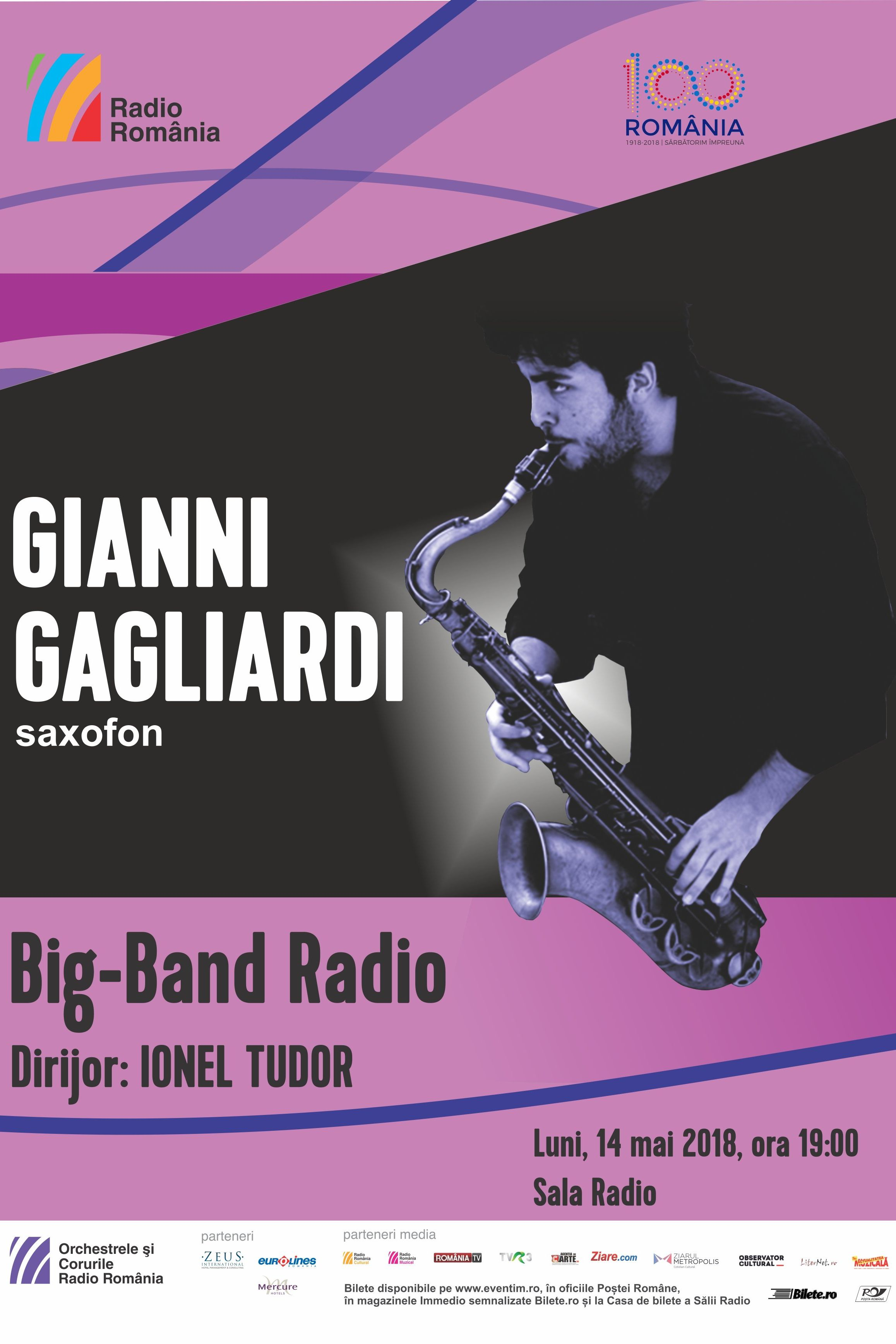 Big Band Radio - Gianni Gagliardi la Sala Radio