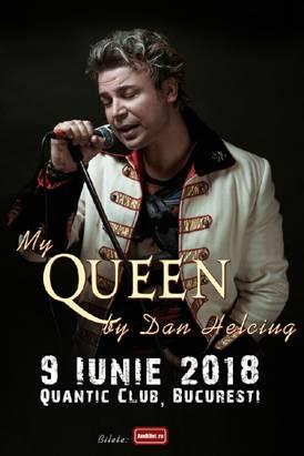 Dan Helciug - My Queen la Quantic Club