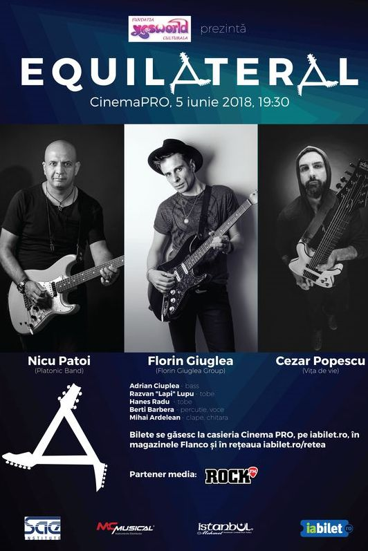 Equilateral la CinemaPro