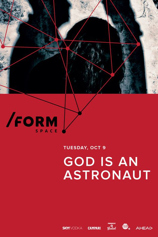 God Is An Astronaut la Form Space Club
