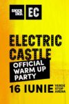 Sneakers & Burgers: Electric Castle Official Warm Up Party