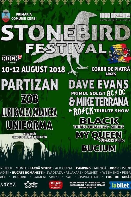 StoneBird Festival 2018 la Corbii de Piatră