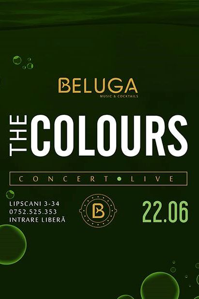 The Colours la Beluga Music & Cocktails