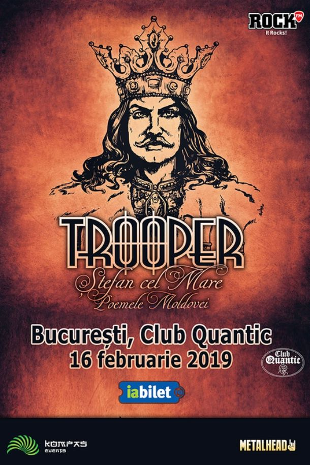 Trooper la Quantic Club