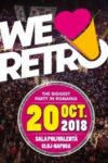 We Love Retro 2018