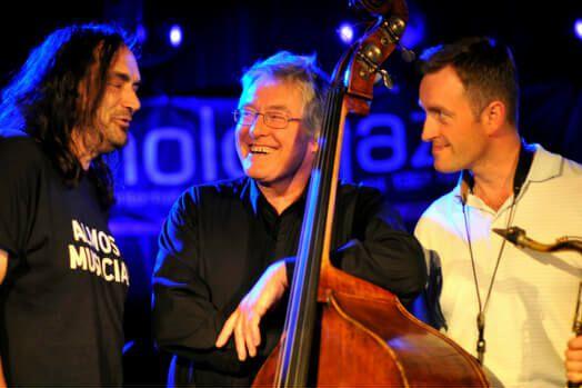 Arild Andersen Trio la Club Control