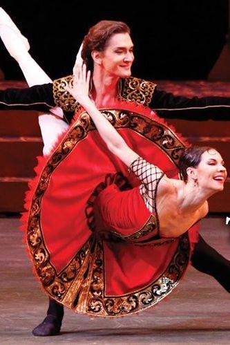 Bolshoi Theatre Ballet Moscova la Sala Palatului