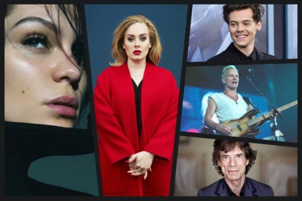 Cei mai bogați artiști britanici în 2018