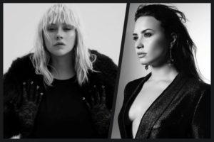 Christina Aguilera / Demi Lovato