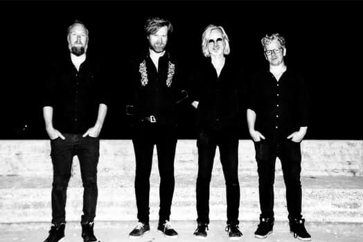 Eivind Aarset Quartet la Club Control