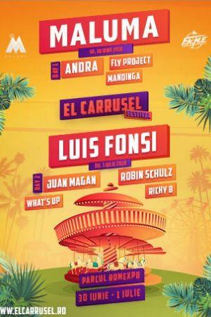 Festival El Carrusel la Romexpo