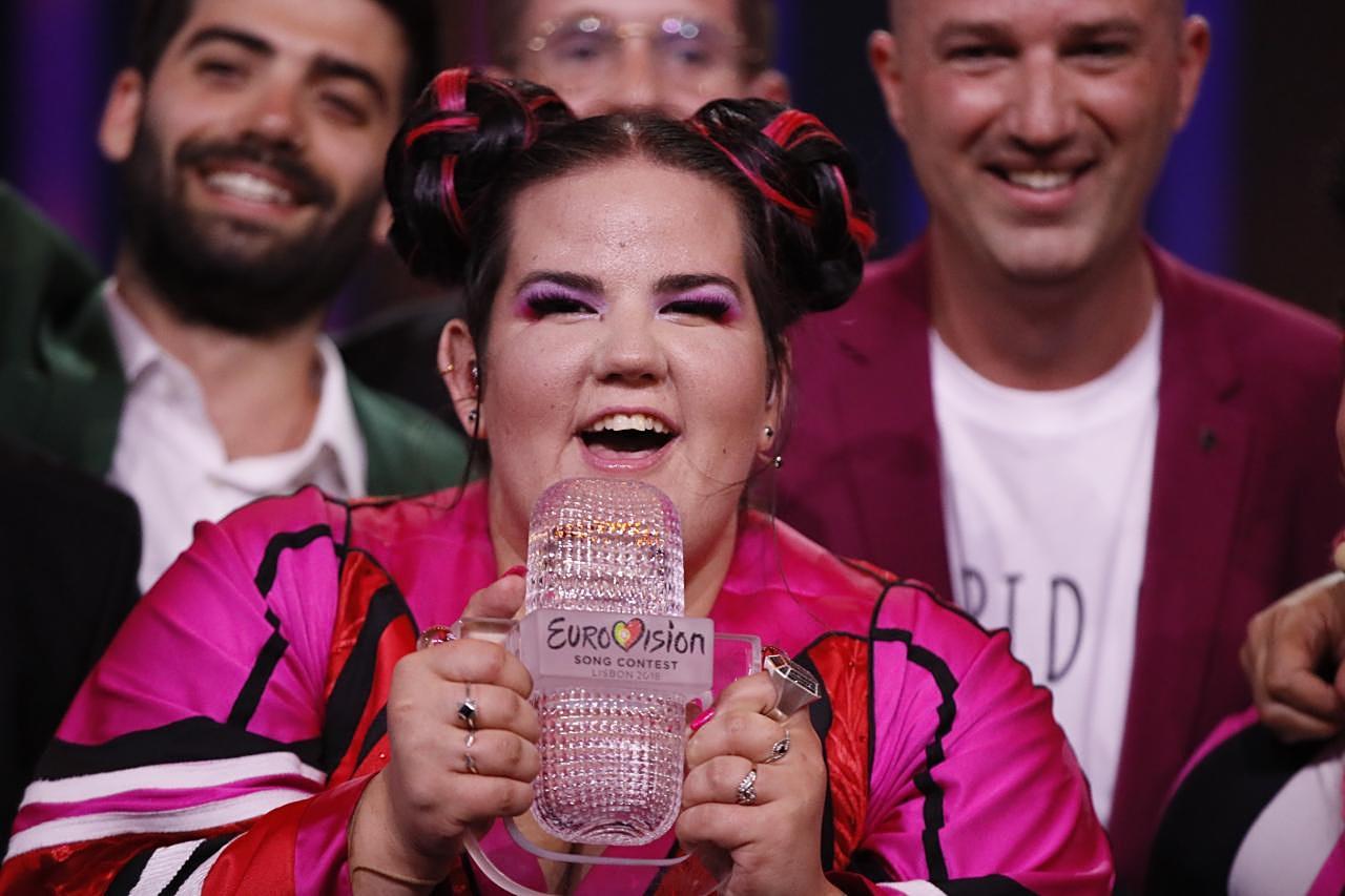 Netta, concurenta Israelului, a câștigat Eurovision 2018