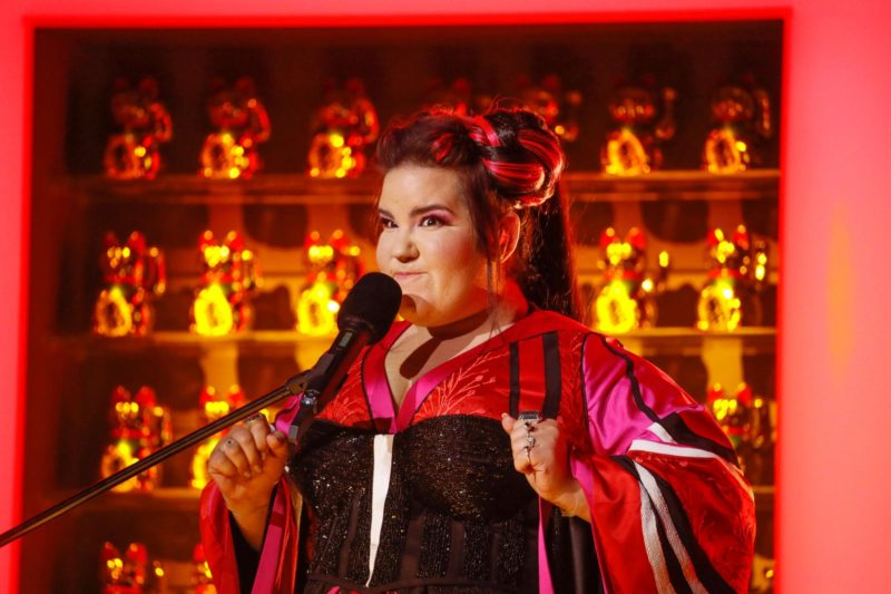 Netta, reprezentanta Israelului la Eurovision 2018