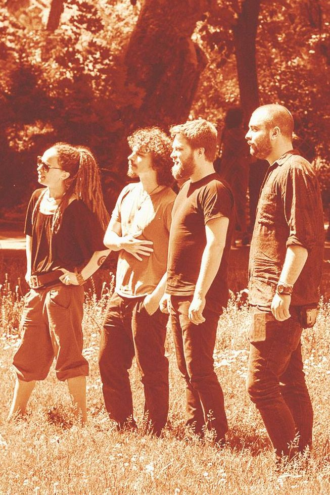 Petra Acker & The Band la Green Hours