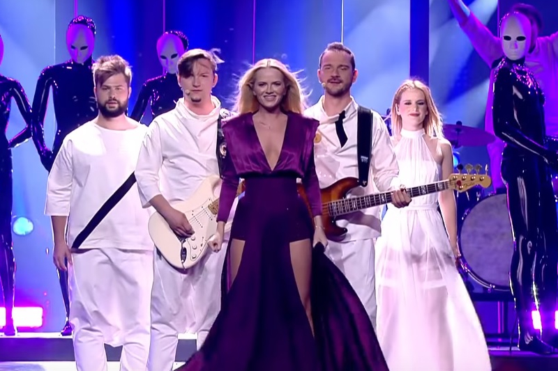 The Humans (semifinala Eurovision din 10 mai 2018)