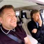 Carpool Karaoke James Corden Paul McCartney