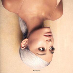 Coperta Album Ariana Grande Sweetener
