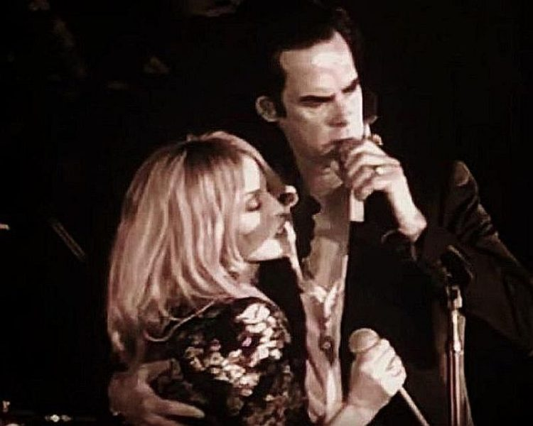 Kylie Minogue Nick Cave live 2018 Londra Where The Wild Roses Grow