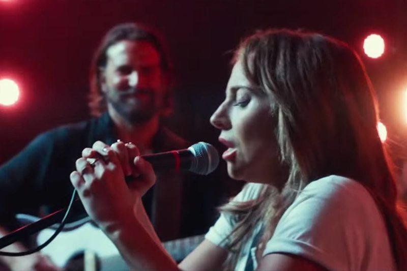 "Lady Gaga și Bradley Cooper în filmul ""A Star Is Born"""