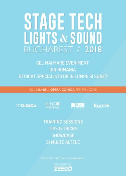 Stage Tech: Lights & Sound
