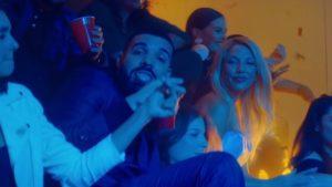 Videoclip Drake I'm Upset