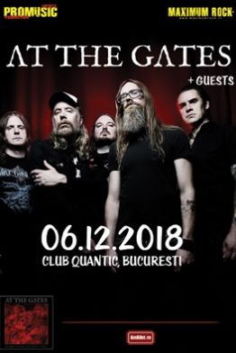At The Gates la Quantic Club