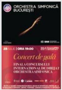 Concert de Gală - Stagiunea SalutCULTURA la CinemaPro