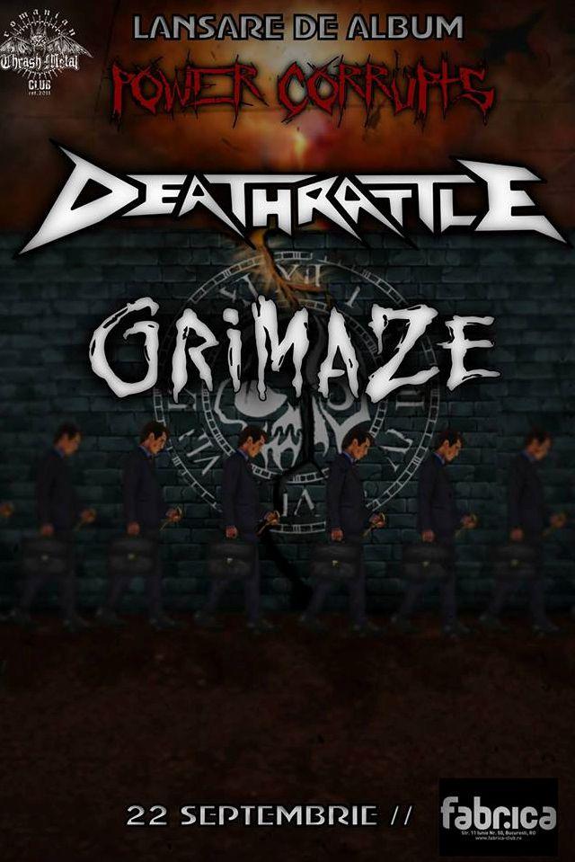 Deathrattle la Fabrica