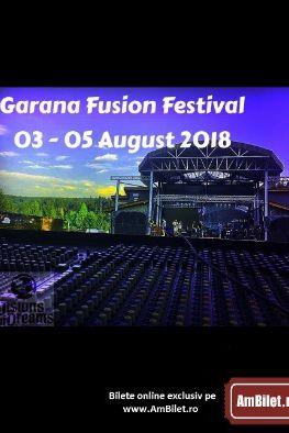Gărâna Fusion Festival 2018 la Poiana Lupului de la Garâna