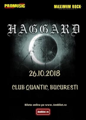 Haggard la Quantic Club