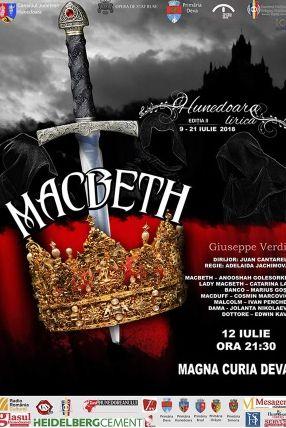 Macbeth la Magna Curia (Deva)